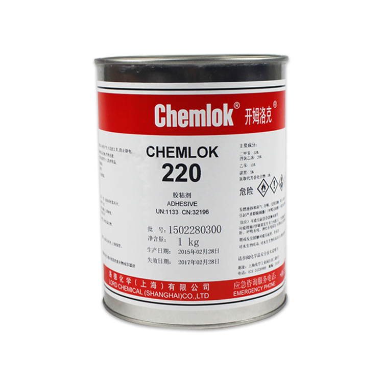 开姆洛克220-通用型橡胶与金属胶